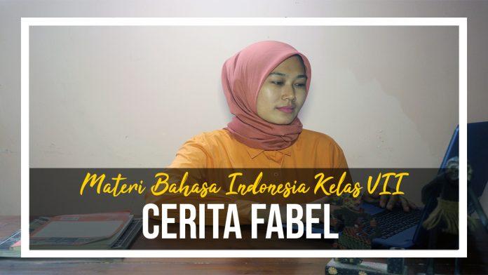 video teks cerita Fabel