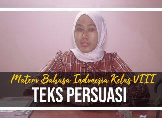Video Teks Persuasi